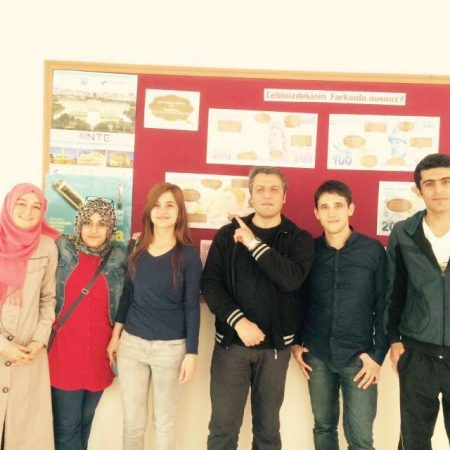Öğrencilerimle