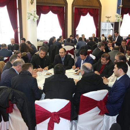 Cumhuriyet Üniversitesi Stratejik Plan Çalıştayı'ndan...